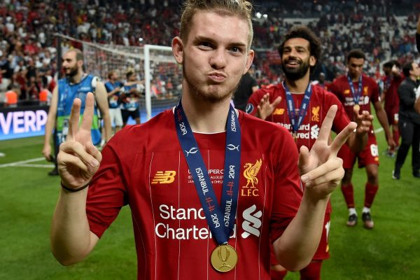 Elliott fight for his place in the team this year. Liverpool forward Harvey Elliott is determined to fight for his place in the starting XI this year.