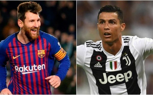 Fans expect to see Cristiano Ronaldo with Lionel Messi