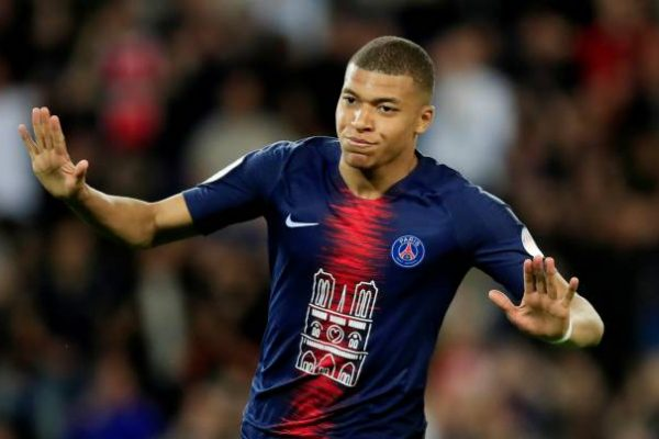 PSG hire Mbappe as much as Neymar at Madrid.