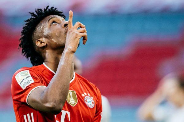 Bayern Munich are ready to sell Coman 90 million