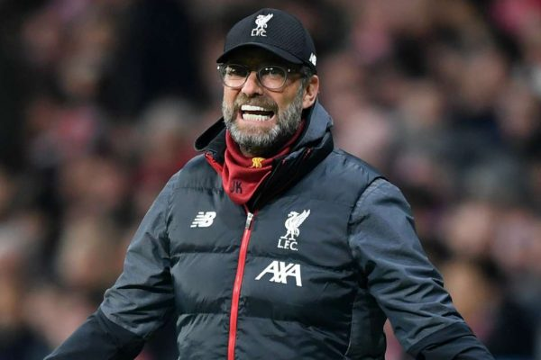 Klopp urges youngsters to seize opportunities in first team